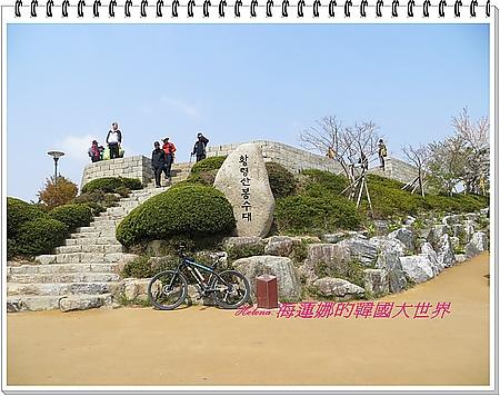 夜景,廣安大橋,景點,櫻花,荒嶺山,釜山,韓國 @Helena's Blog