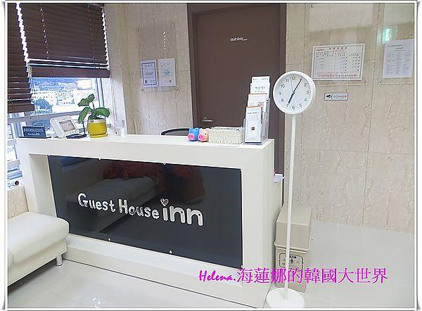 中央站,住宿,女生專用,民宿,釜山,韓國 @Helena's Blog