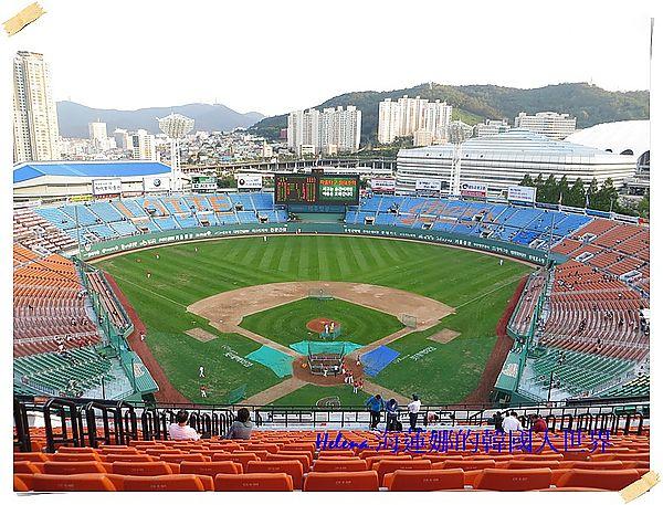 景點,樂天巨人隊,社稷棒球場,釜山,韓國 @Helena's Blog