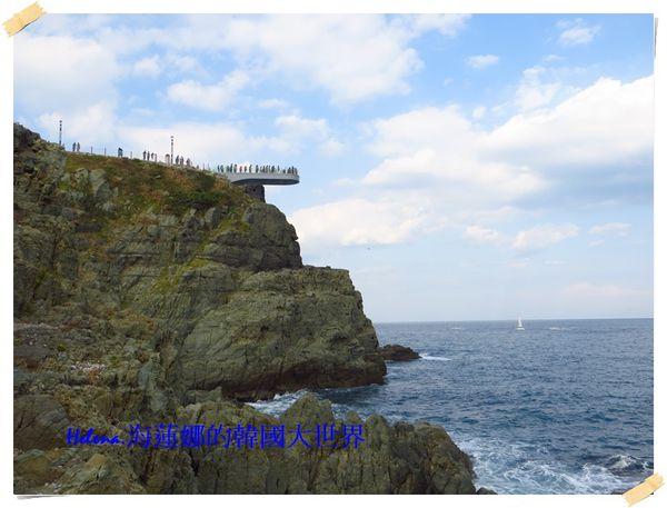 五六島,大蟹,天空步道,景點,機張,螃蟹,釜山,韓國,鱈場蟹 @Helena's Blog
