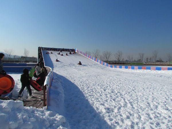 景點,釜山,雪橇,韓國 @Helena's Blog