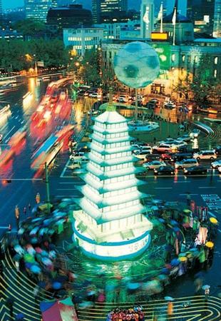 慶典,燃燈,綜合,韓國,首爾 @Helena's Blog