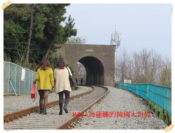 景點,松亭,海雲台,釜山,鐵道,青沙埔,韓國 @Helena's Blog