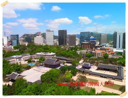 德壽宮,景點,楓葉,石牆路,銀杏,韓國,首爾 @Helena's Blog