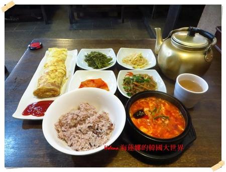 東大門,美食,豆腐鍋,韓國,首爾 @Helena's Blog