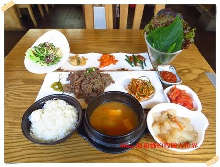 仁寺洞,美食,韓國,韓定食,首爾 @Helena's Blog
