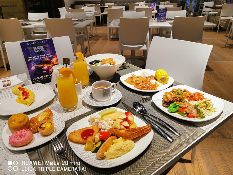 世界旅行,星豪影滙,澳門,澳門旅行,澳門遊/宿,美食,自助式早餐 @Helena's Blog