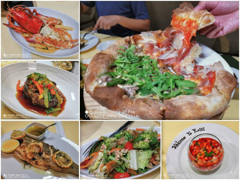 意滙,新濠影滙,澳門,美食,義大利菜 @Helena's Blog