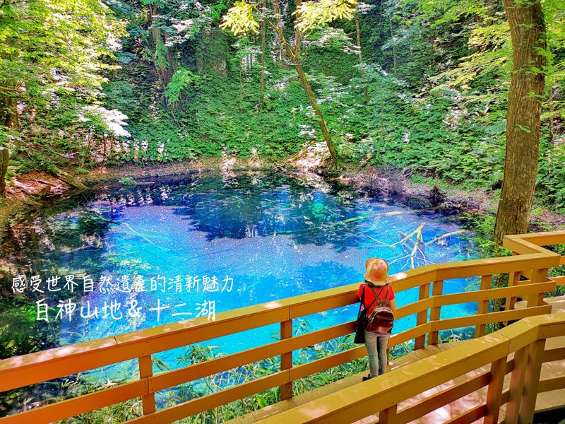 青森 景點 五能線系列6 2 日本東北 白神山地 十二湖 行程參考懶人